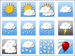صفحة مختصة في دراسة عدة مجالات حول الطقس